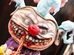 October Reflections: Halloween Wars> Evil Clowns | Dawning Creates