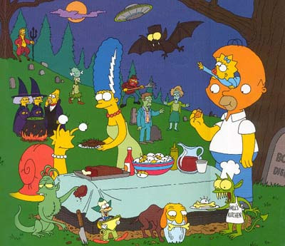 October Reflections: Best of Treehouse of Horror (2/4)