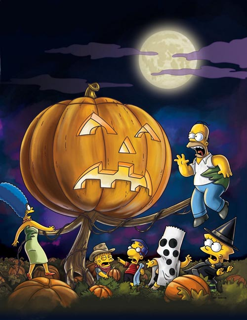 October Reflections: Best of Treehouse of Horror (3/4)