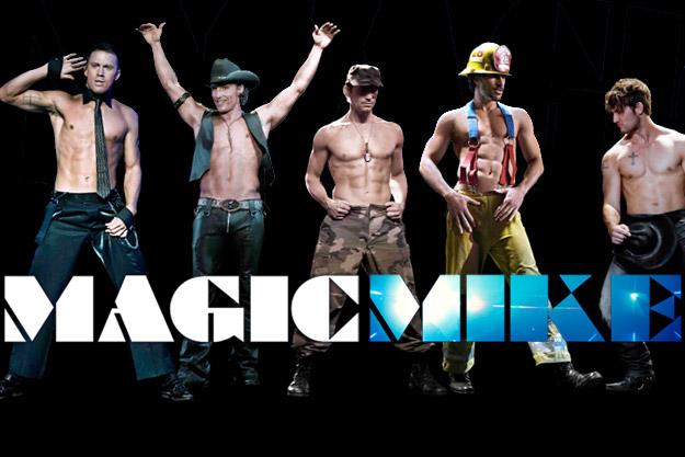 Magic Mike (2012) (1/6)