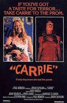 Carrie (1976) (1/5)