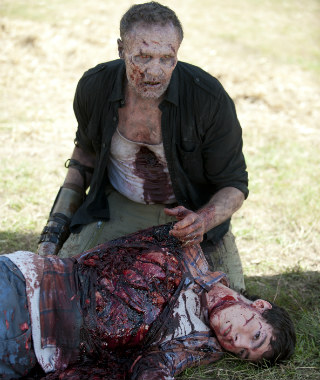 walking-dead-michael-rooker-merle-dixon-zombie-tyler-chase-ben-this-sorrowful-life-amc