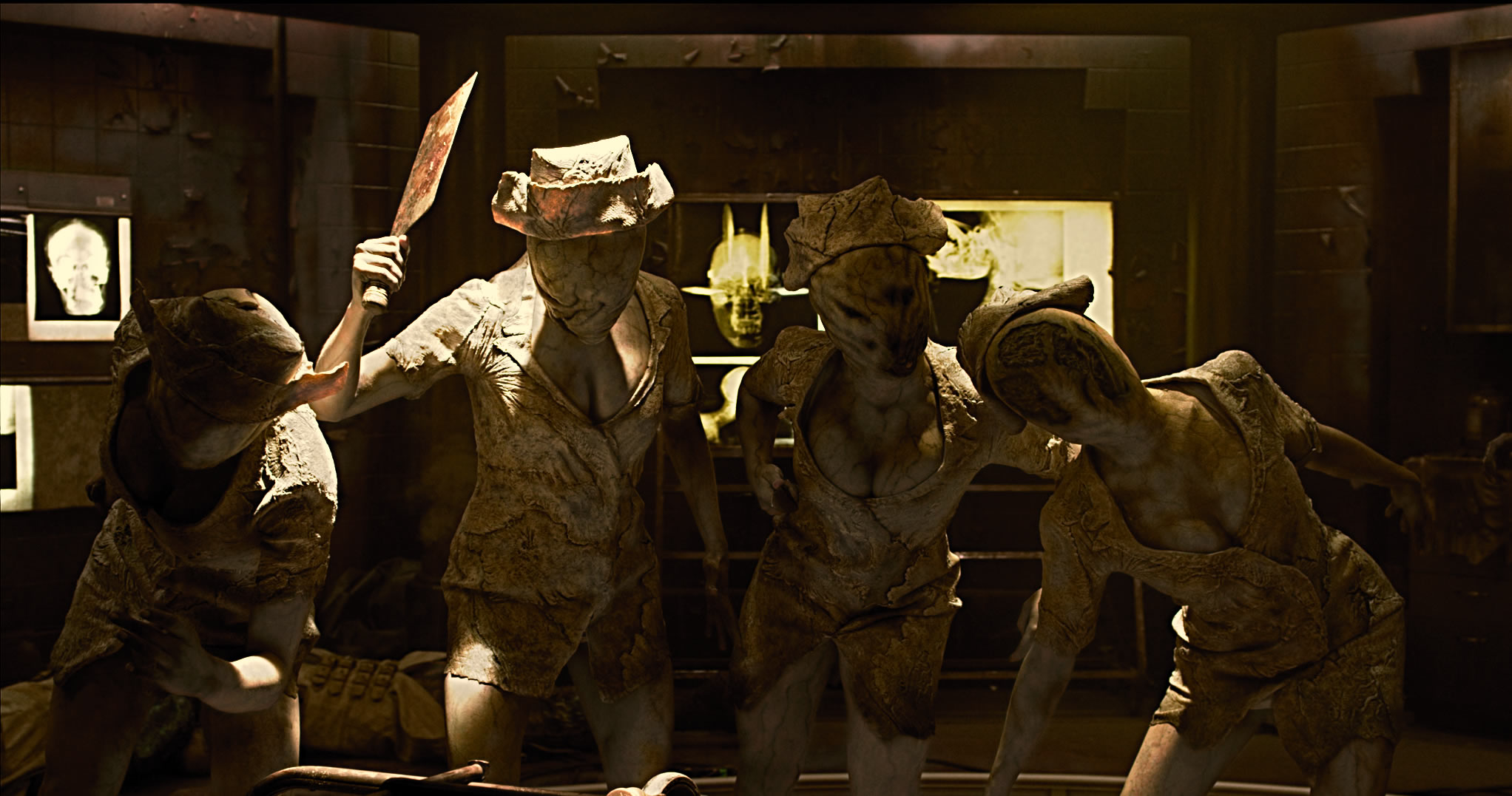Silent Hill Revelation 2012 Dawning Creates