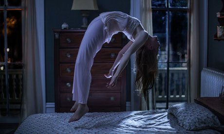 Ashley Bell as Nell in The Last Exorcism Part II