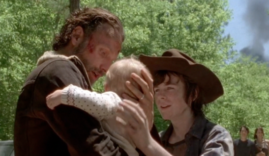 rick-judith-carl-hugging-the-walking-dead